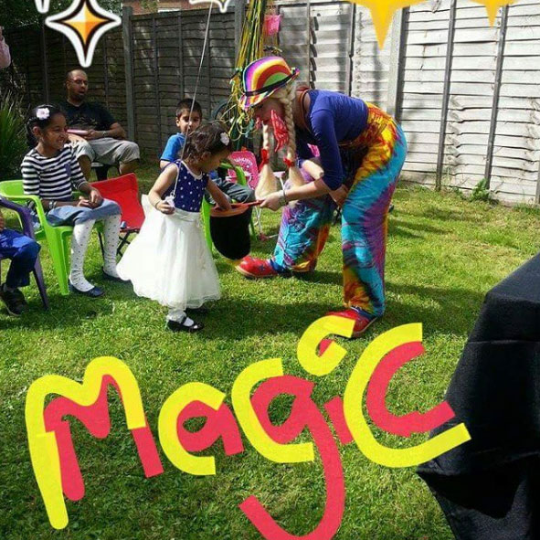 children's magician