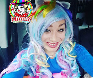 Magical Rainbow Unicorn Children's Entertainer