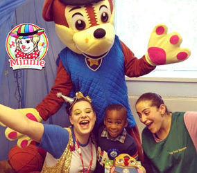 Paw Patrol Themed Children's Party Entertainers