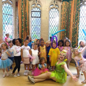 Fairy Entertainer for Birthday Party Entertainment