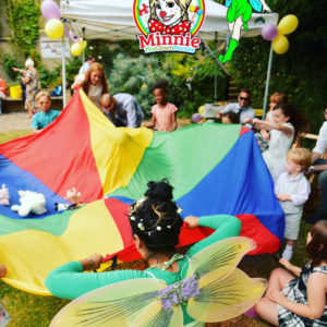 Fairy Party Games with our Party Entertainer in London