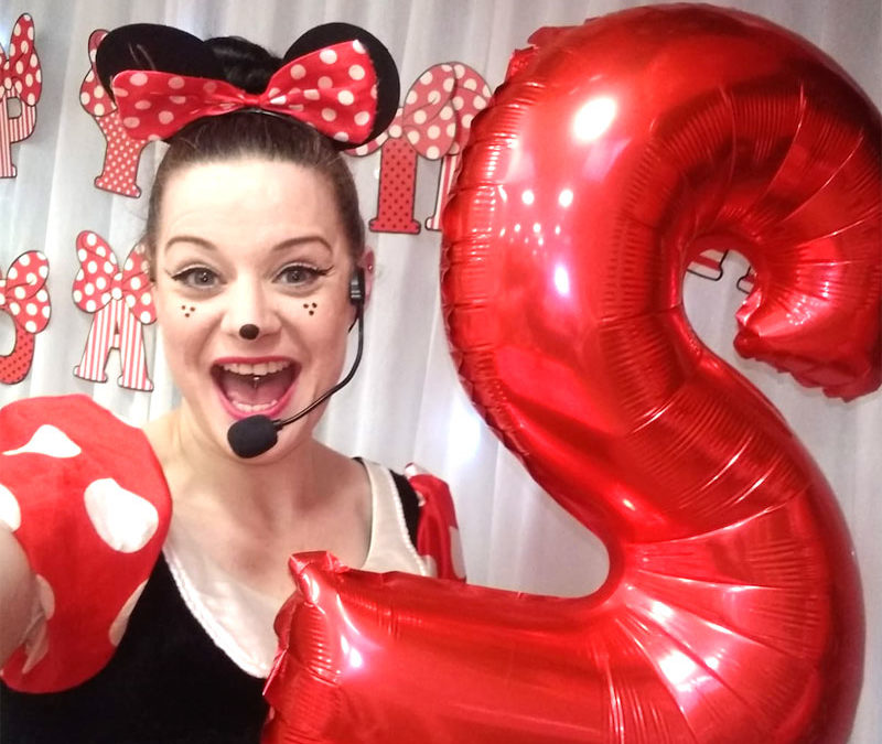 Virtual Children's Party Entertainers are now available to book!