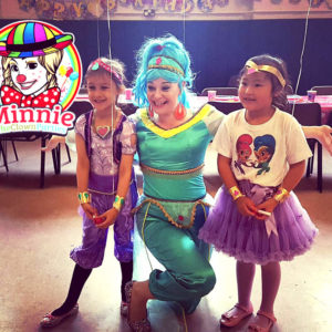 Shimmer and Shine Party Entertainer London