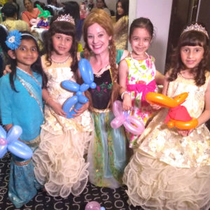 Princess Party Entertainers