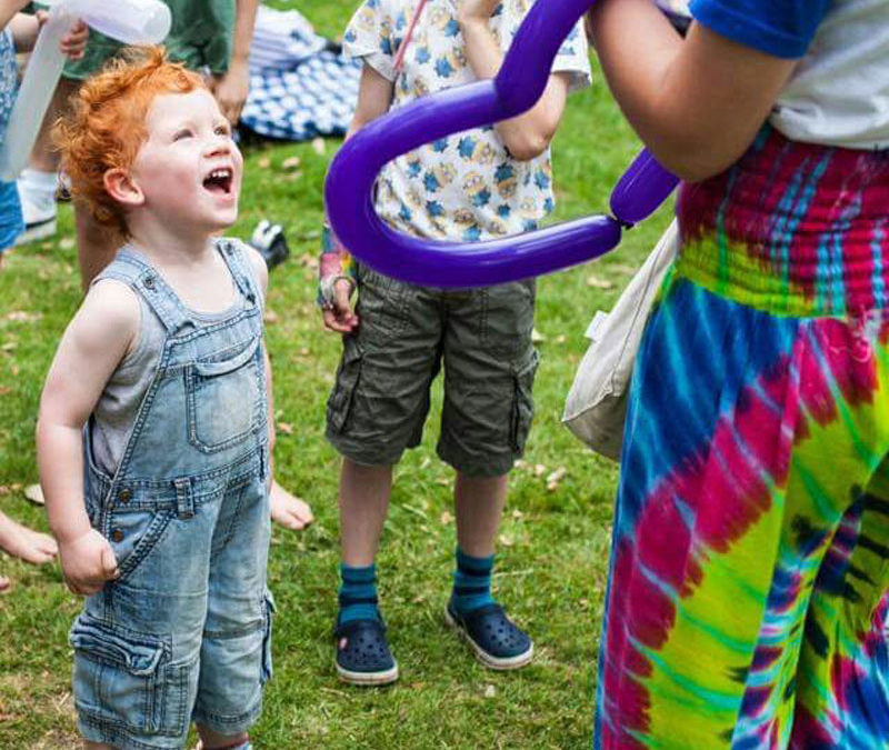 Top tips for the perfect children's birthday party