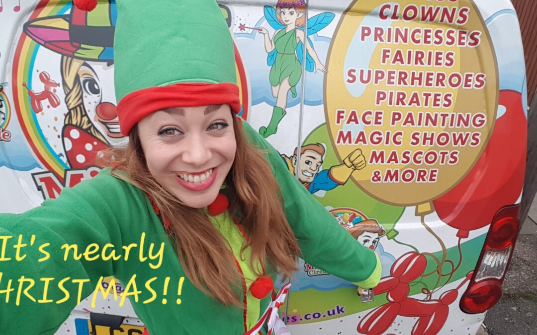 Christmas Elf Video Calls
