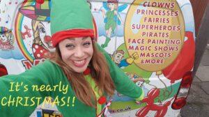 Christmas Elf Entertainer