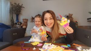 Easter Cards Arts & Crafts | Baker Ross Easter Chicks | Kids Easter Activities and Ideas | Lockdown