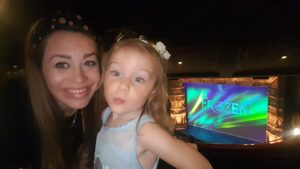 Frozen Musical West End Seating For Kids